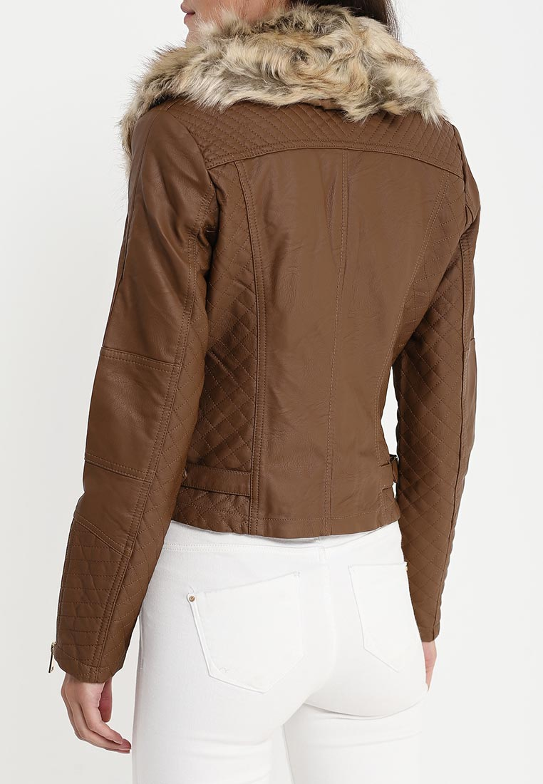 Кожаная куртка B.Style R10-P65019: изображение 8