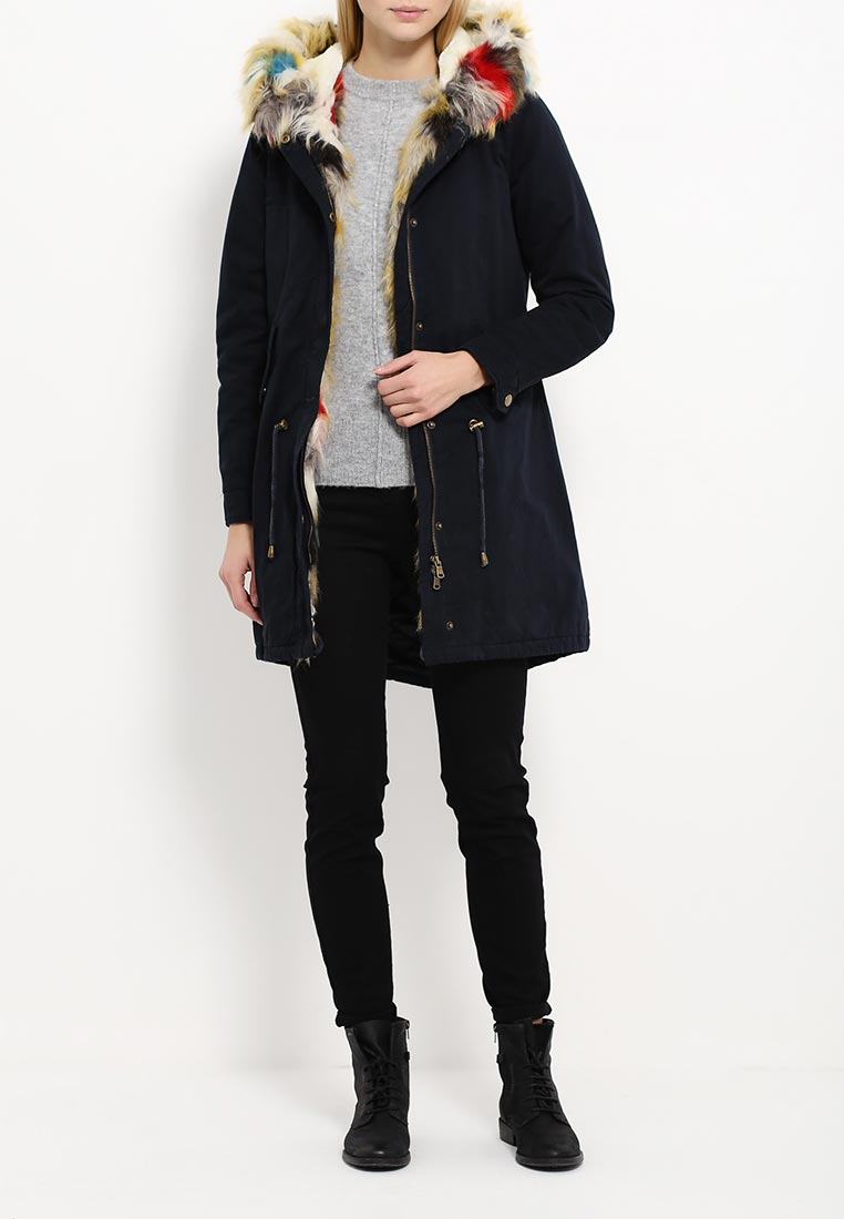 Утепленная куртка B.Style R10-MDL66001: изображение 7