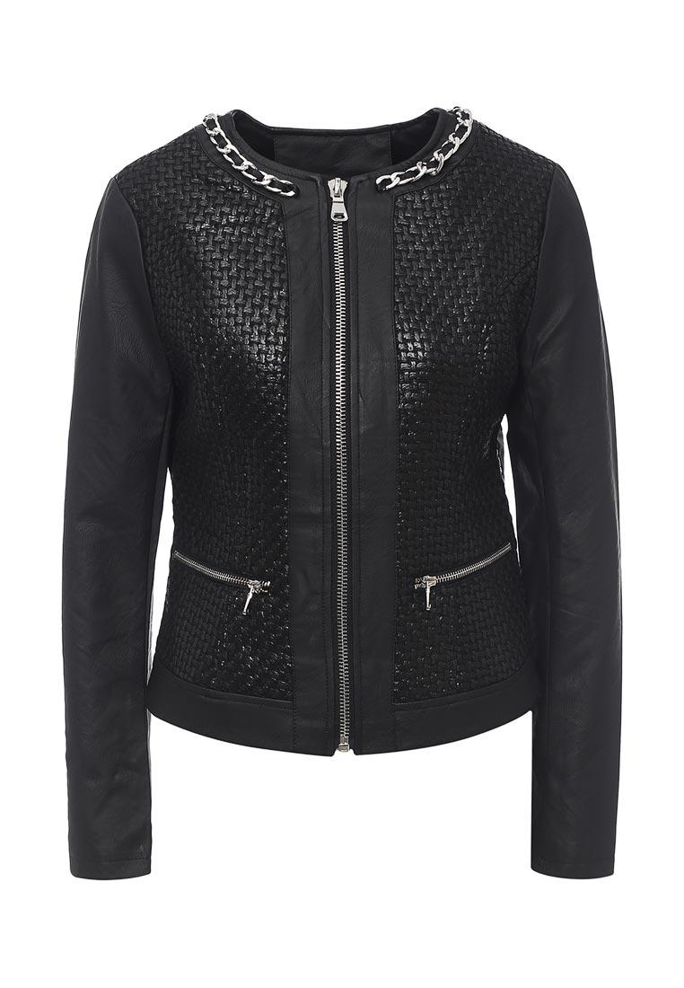 Кожаная куртка B.Style B011-FS5020
