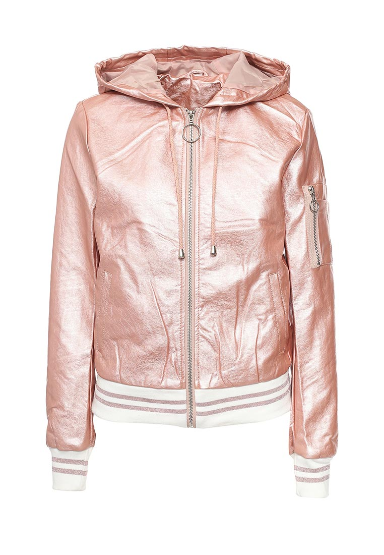 Кожаная куртка B.Style B011-P75001