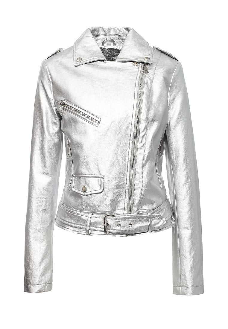 Кожаная куртка B.Style B011-P75007