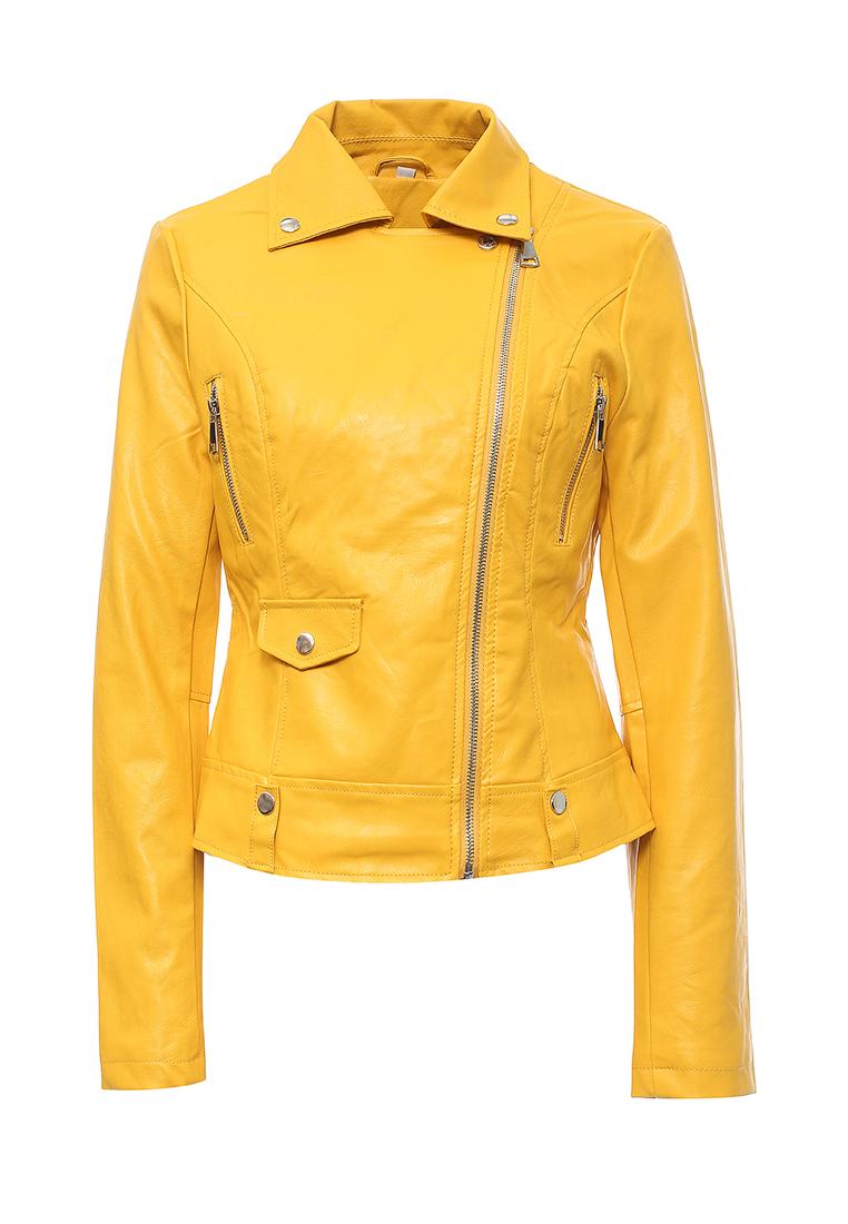 Кожаная куртка B.Style B011-P75010