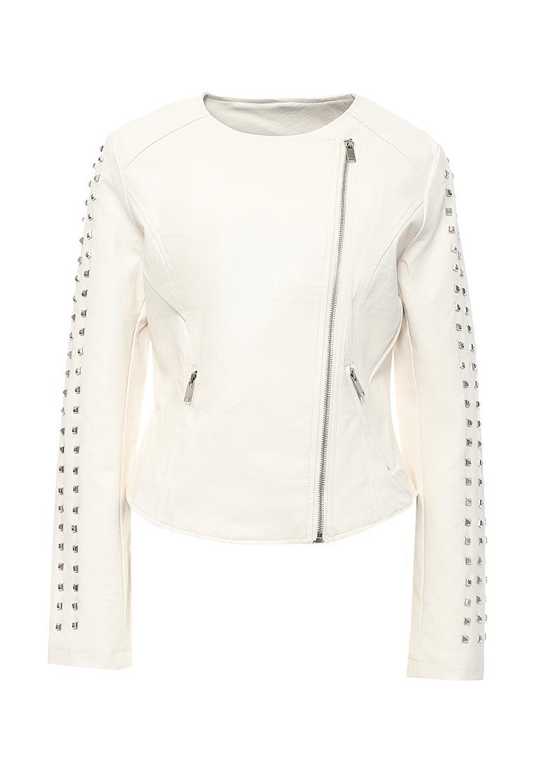 Кожаная куртка B.Style B011-P75015