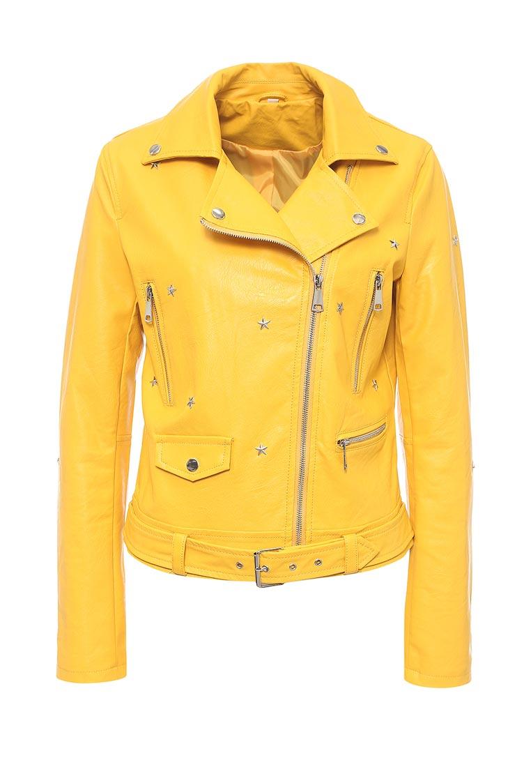 Кожаная куртка B.Style B011-P75016