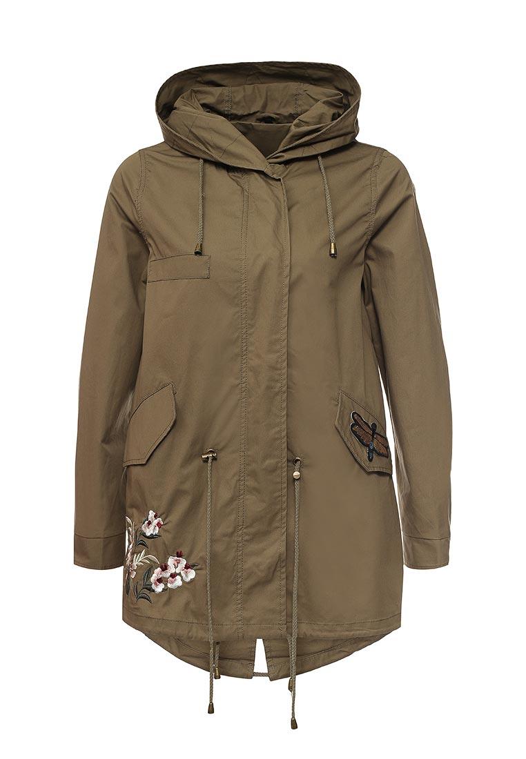 Утепленная куртка B.Style B011-MDL76019
