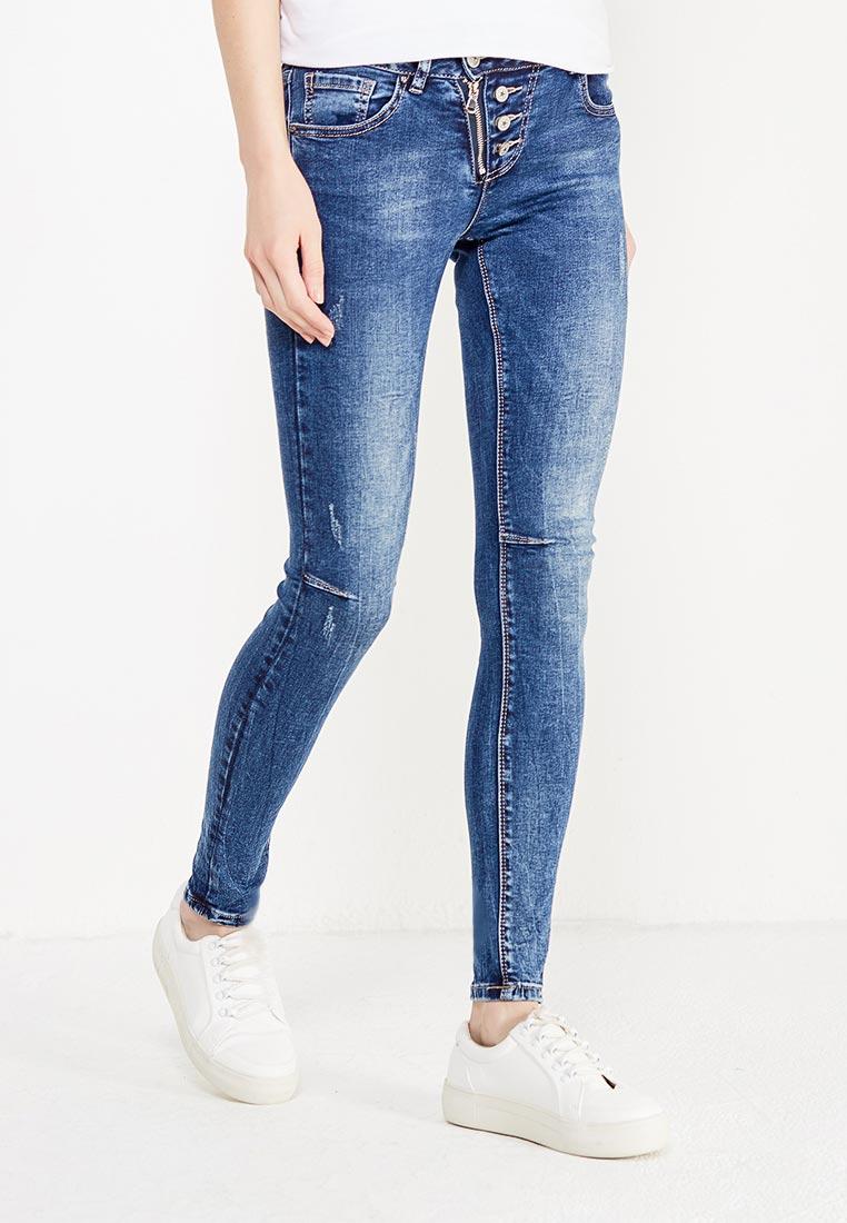 Зауженные джинсы B.Style B011-DR506