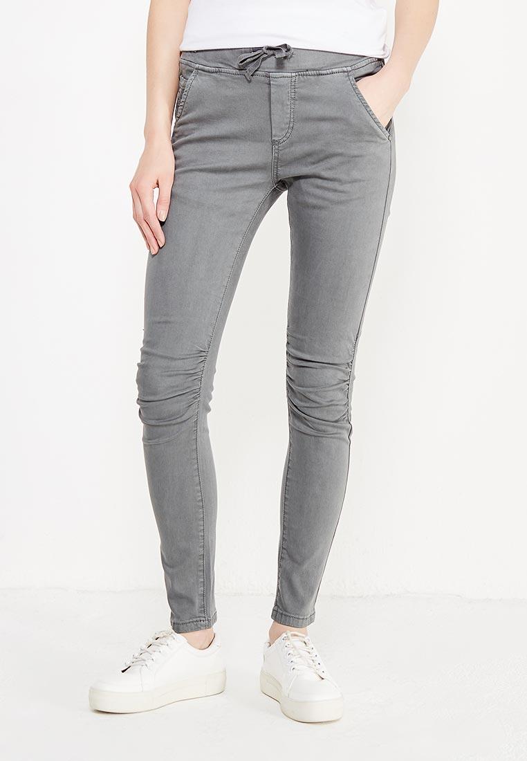 Женские зауженные брюки B.Style B011-LC156