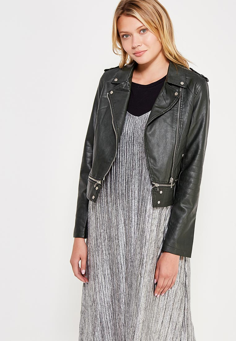 Кожаная куртка B.Style B011-P75032