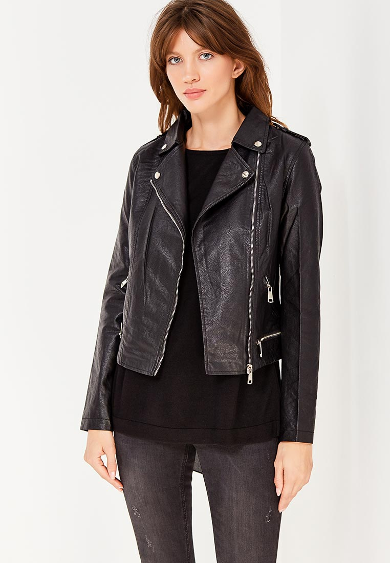 Кожаная куртка B.Style B011-P75033