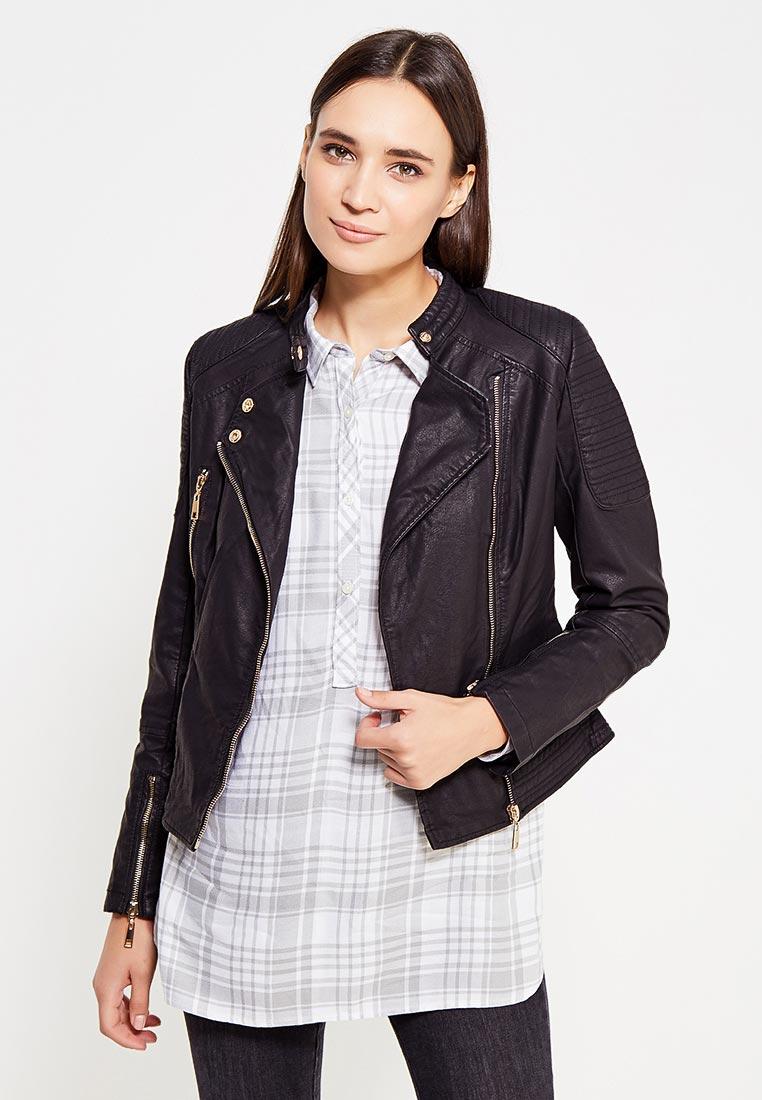 Кожаная куртка B.Style B011-P75035