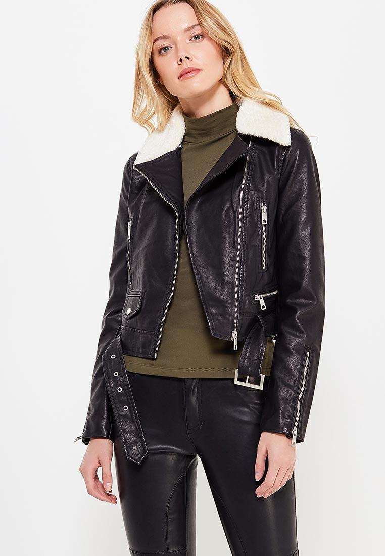 Кожаная куртка B.Style B011-P75036