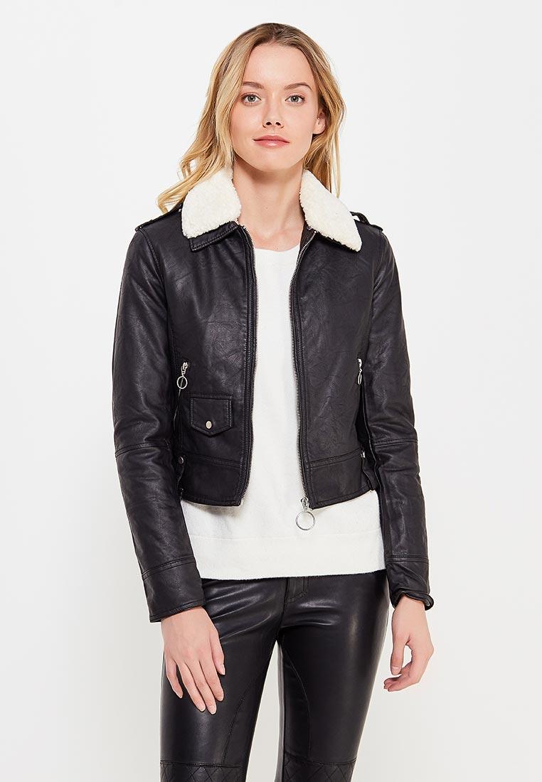 Кожаная куртка B.Style B011-P75050