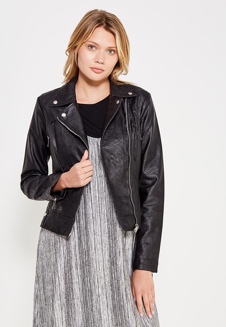 Кожаная куртка B.Style B011-P75063