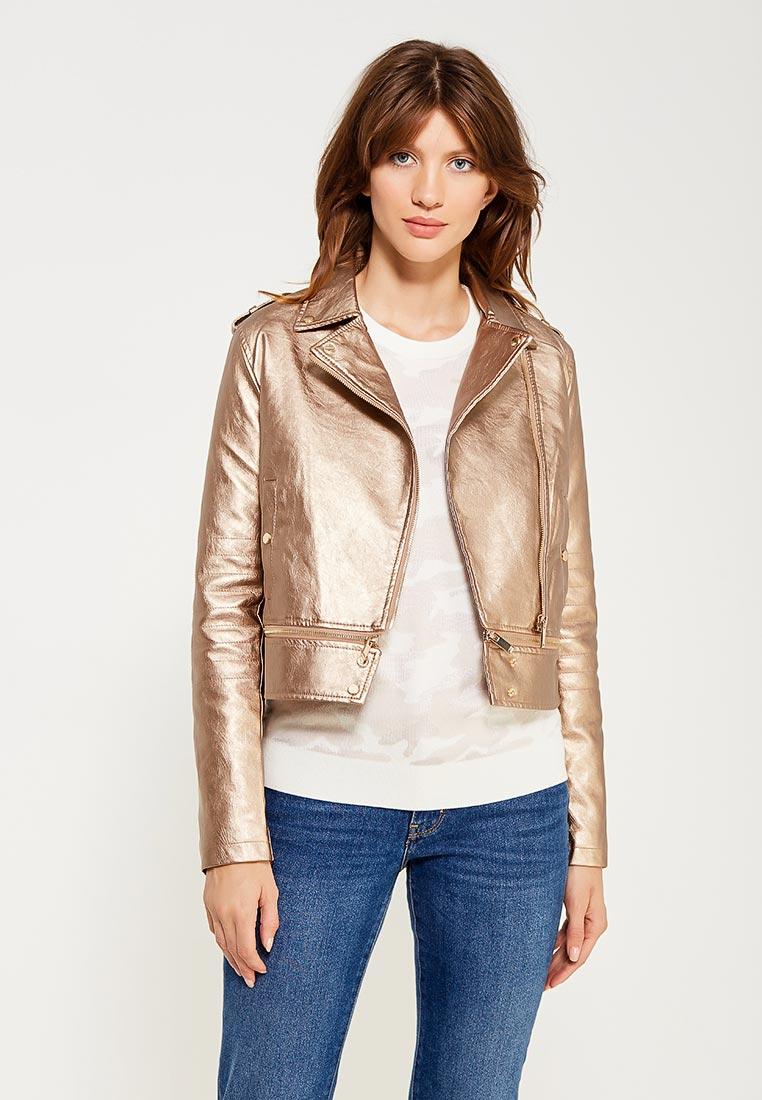 Кожаная куртка B.Style B011-P75067
