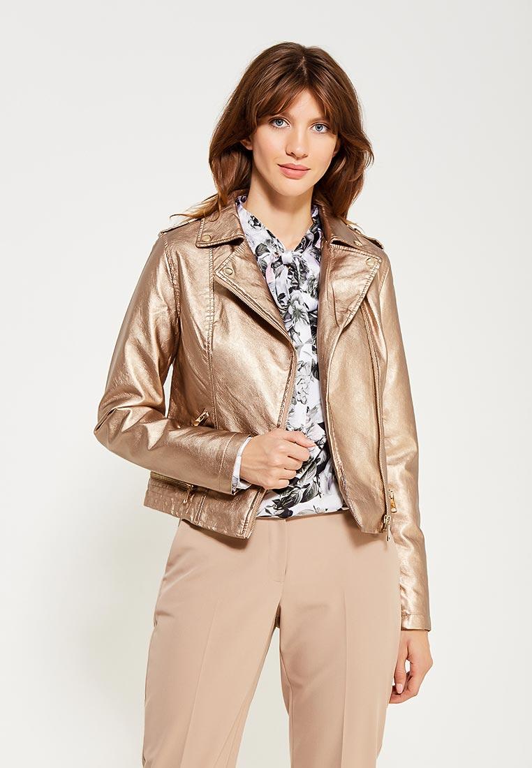 Кожаная куртка B.Style B011-P75068