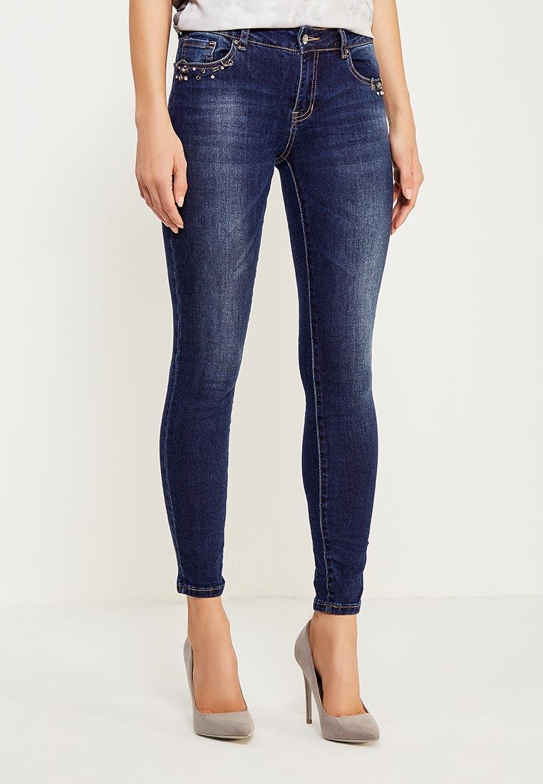 Зауженные джинсы B.Style B011-SH713010