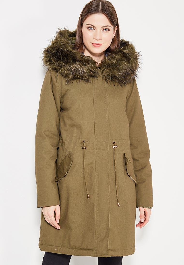 Утепленная куртка B.Style F7-MDL76028