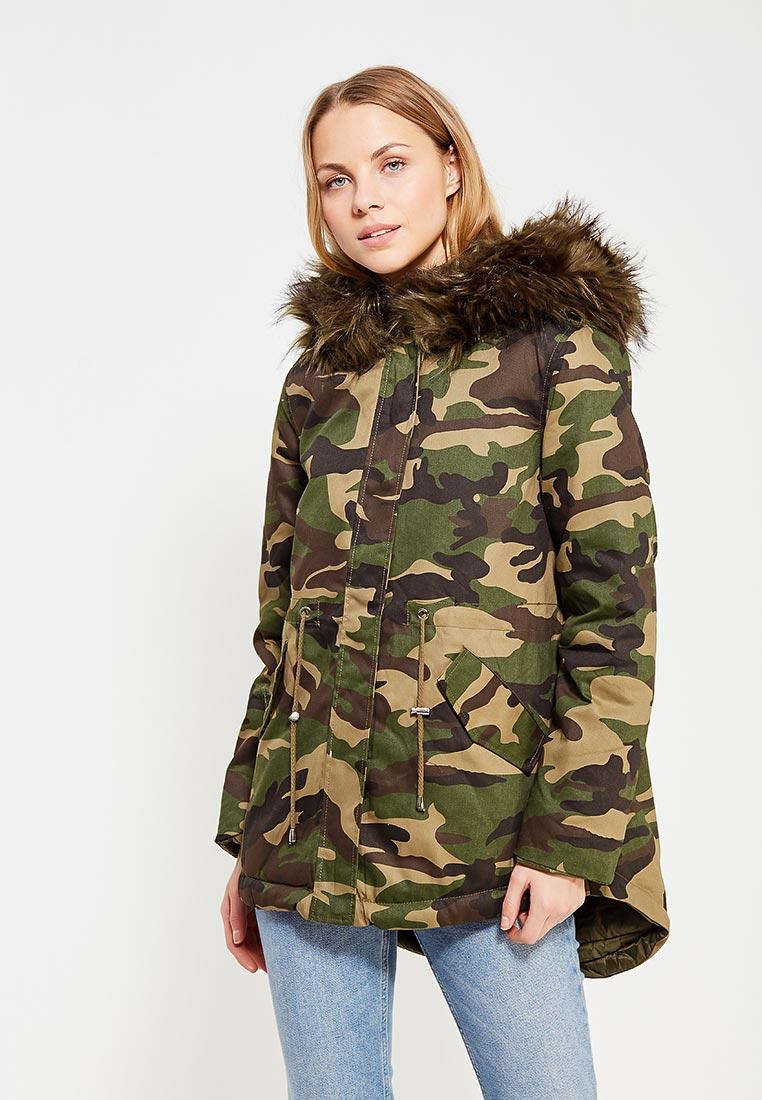 Утепленная куртка B.Style F7-MDL76029