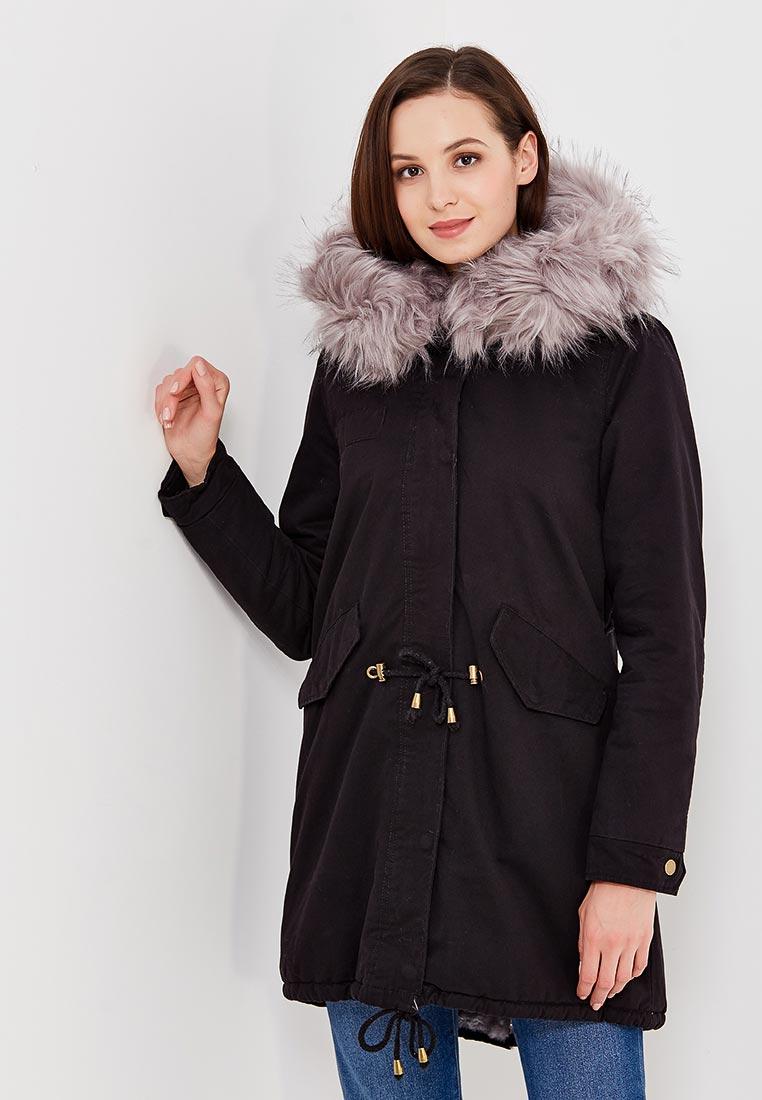 Утепленная куртка B.Style F7-MDL76037