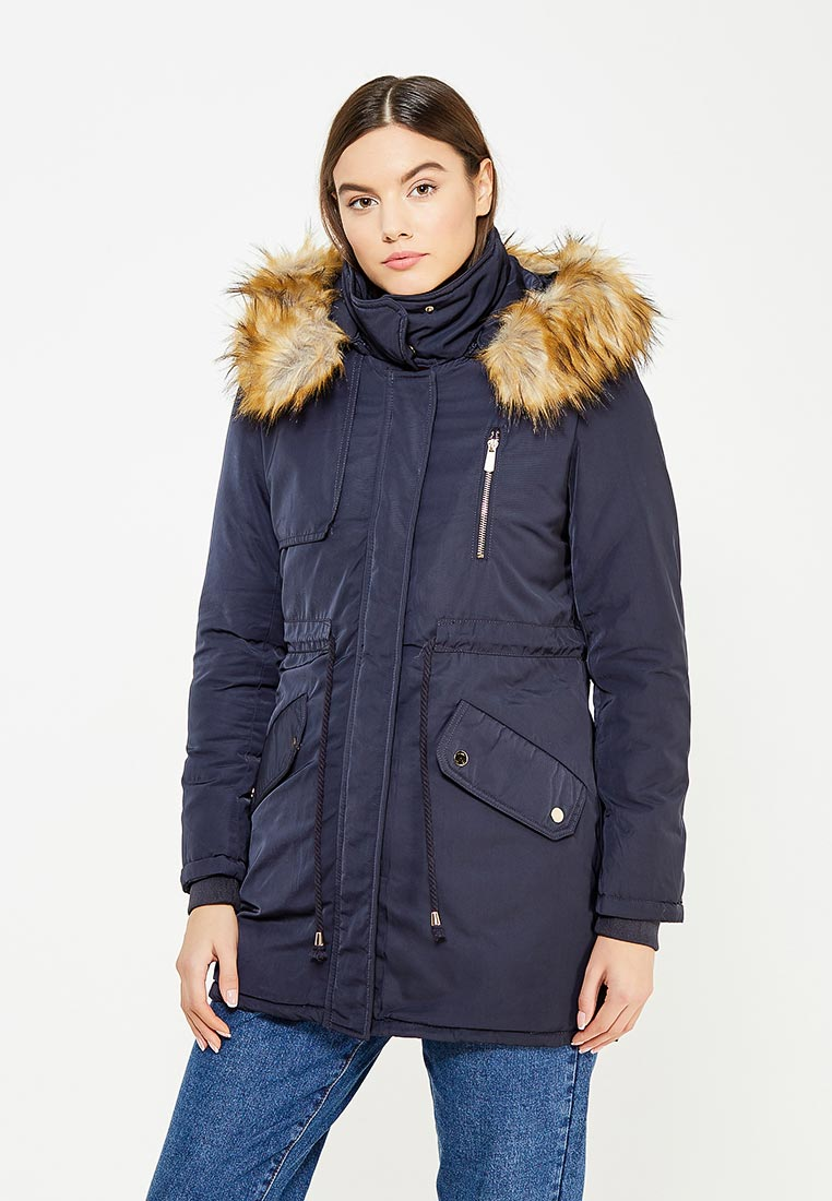 Утепленная куртка B.Style F7-OB68009
