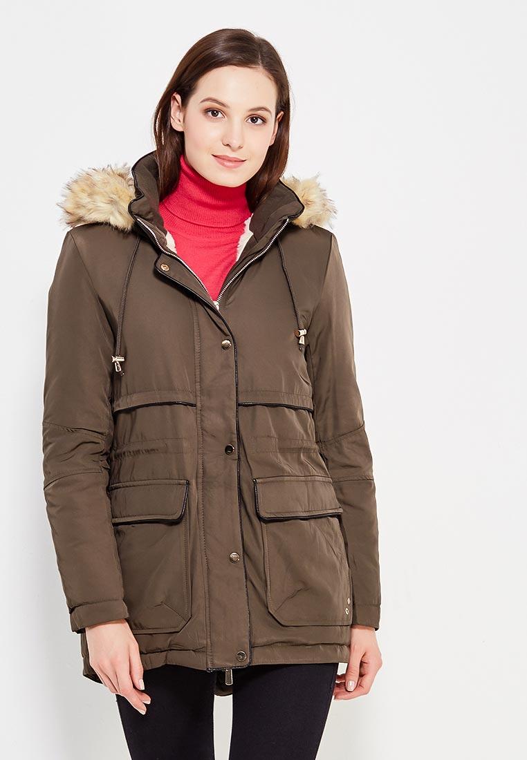 Утепленная куртка B.Style F7-OB68016