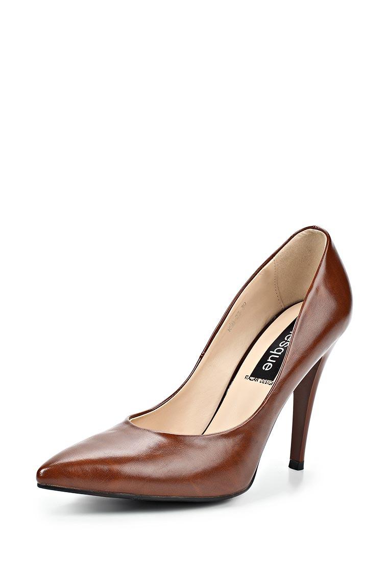 Женские туфли Burlesque BC-H6