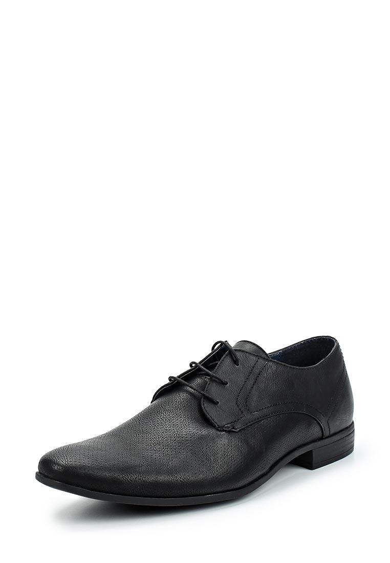 Мужские туфли Burton Menswear London 90F06MBLK