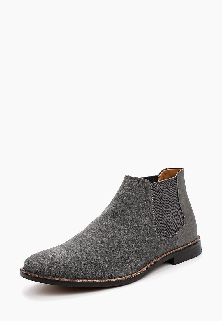 Мужские ботинки Burton Menswear London 90C24MGRY