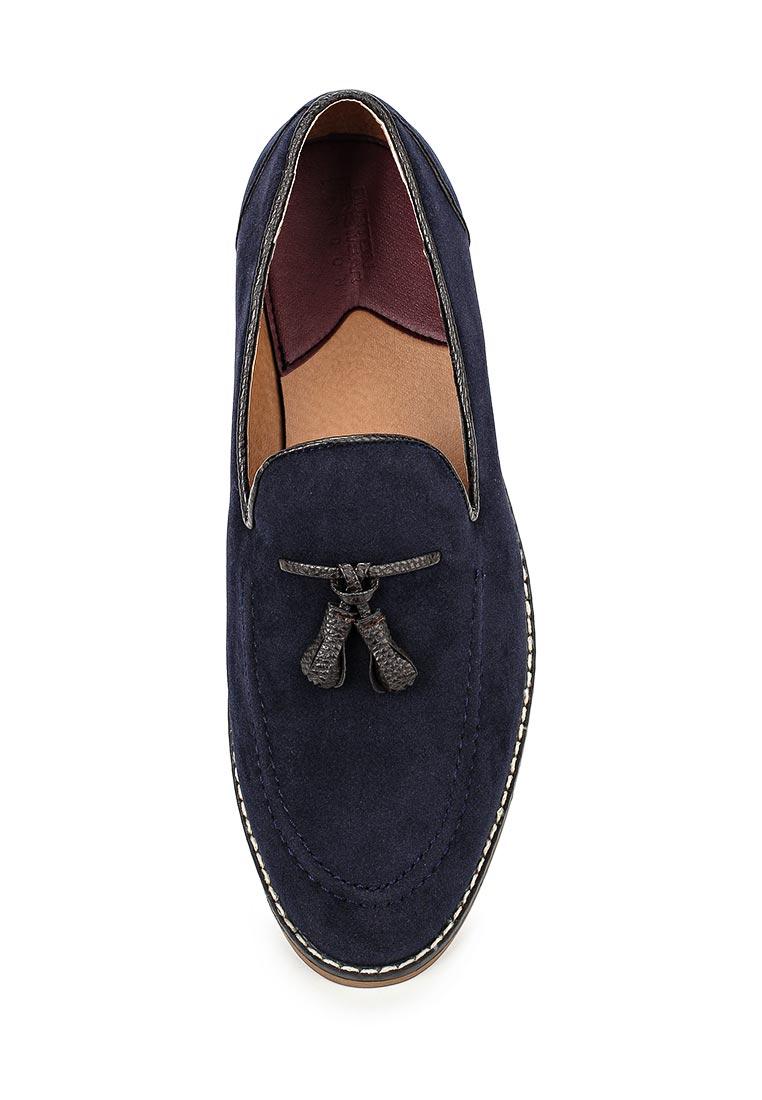 Мужские лоферы Burton Menswear London 90C11JGRY: изображение 8