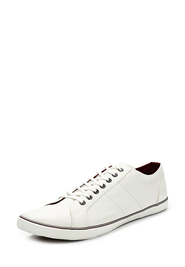 Мужские кеды Burton Menswear London 90C01LWHT