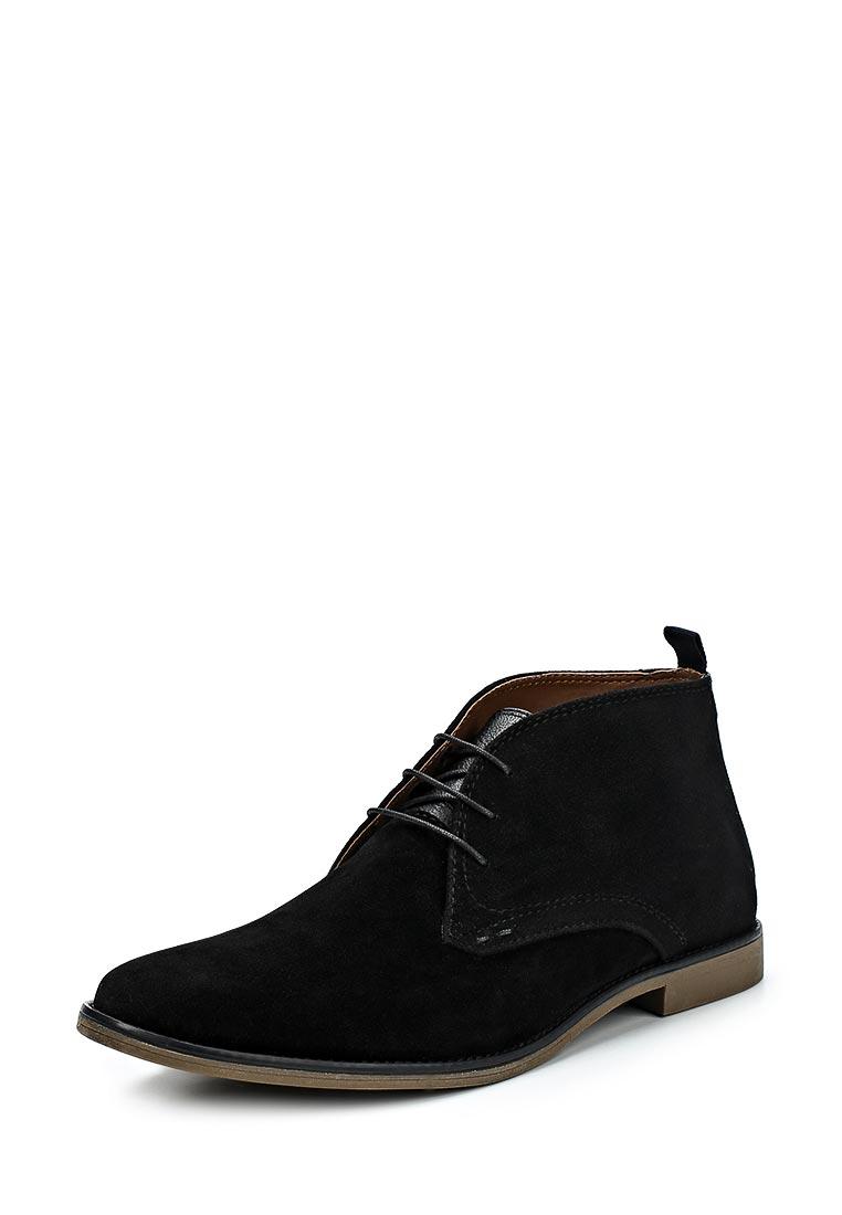 Мужские ботинки Burton Menswear London 90C12LBLK