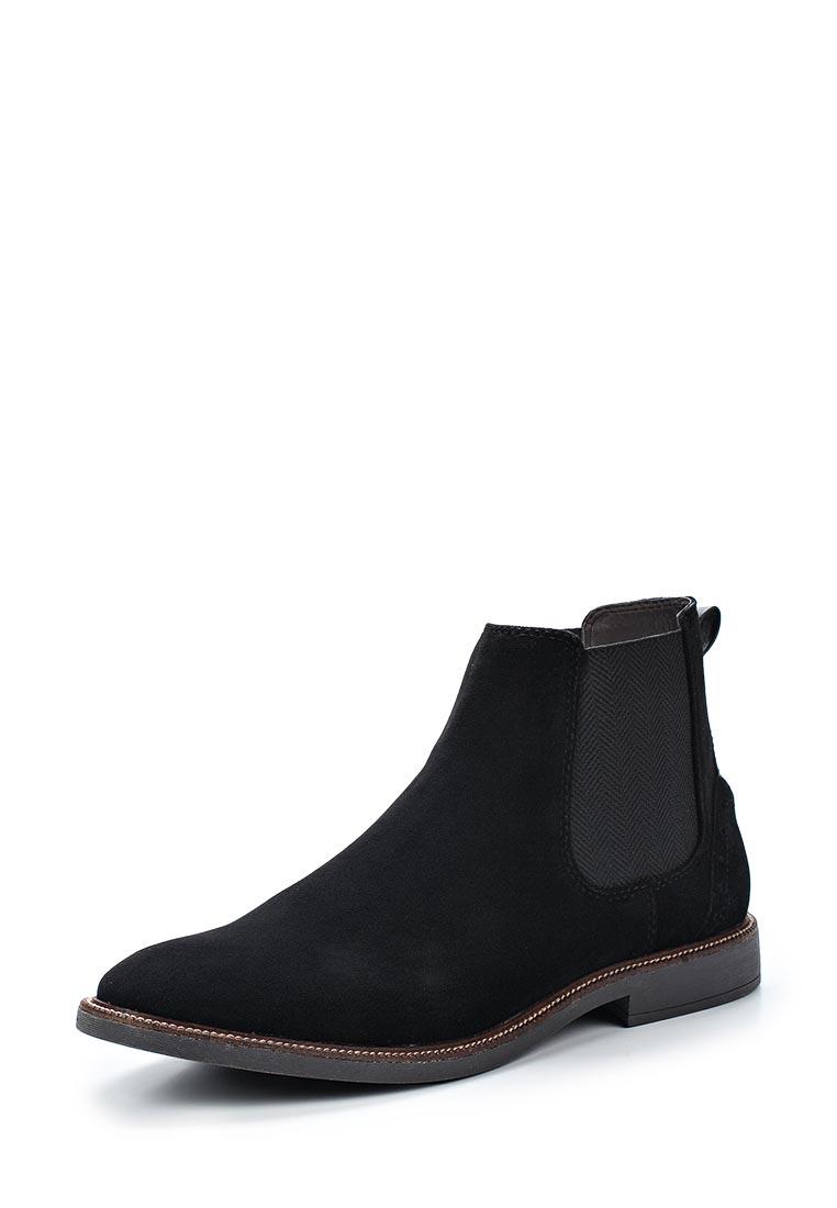 Мужские ботинки Burton Menswear London 90C14LBLK