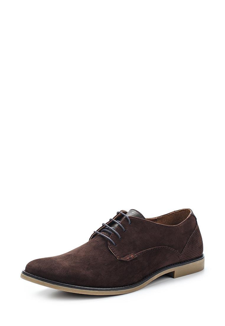 Мужские туфли Burton Menswear London 90C22LBRN