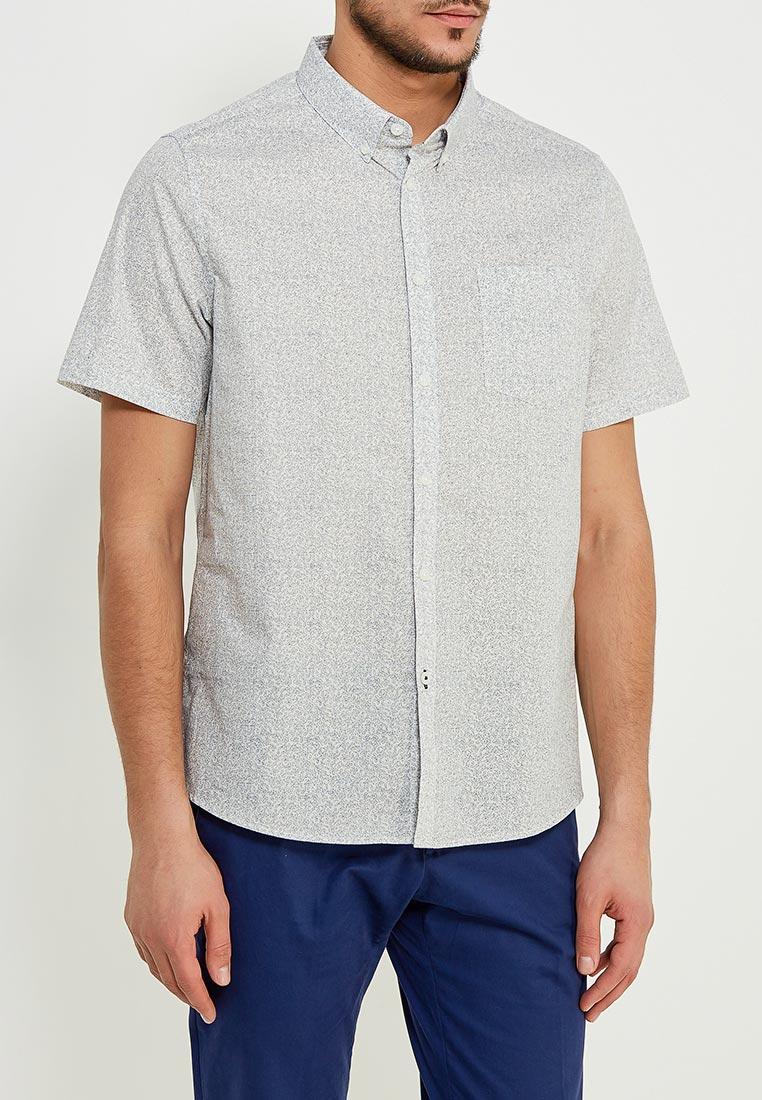Рубашка с коротким рукавом Burton Menswear London 22P04LWHT