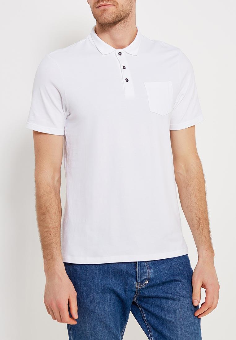 Мужские поло Burton Menswear London 45P02LWHT
