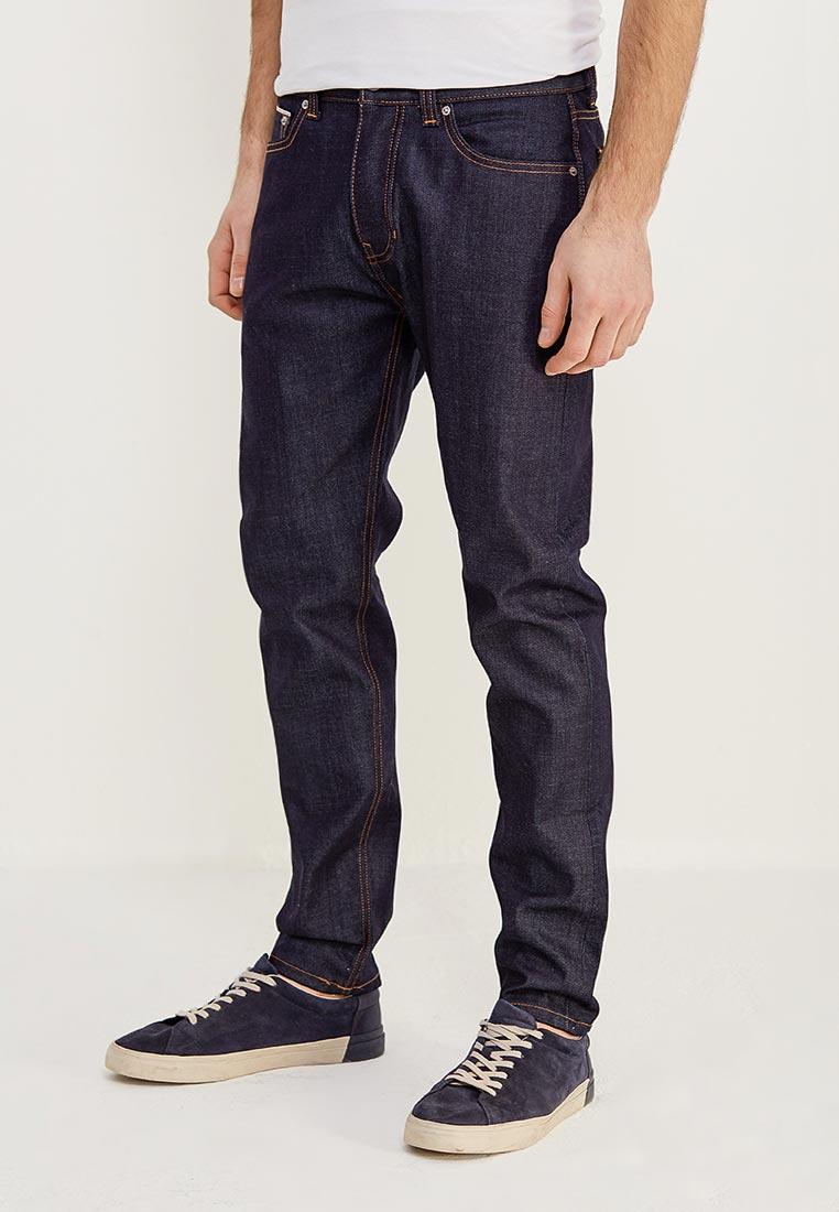 Мужские прямые джинсы Burton Menswear London 12A13LBLU