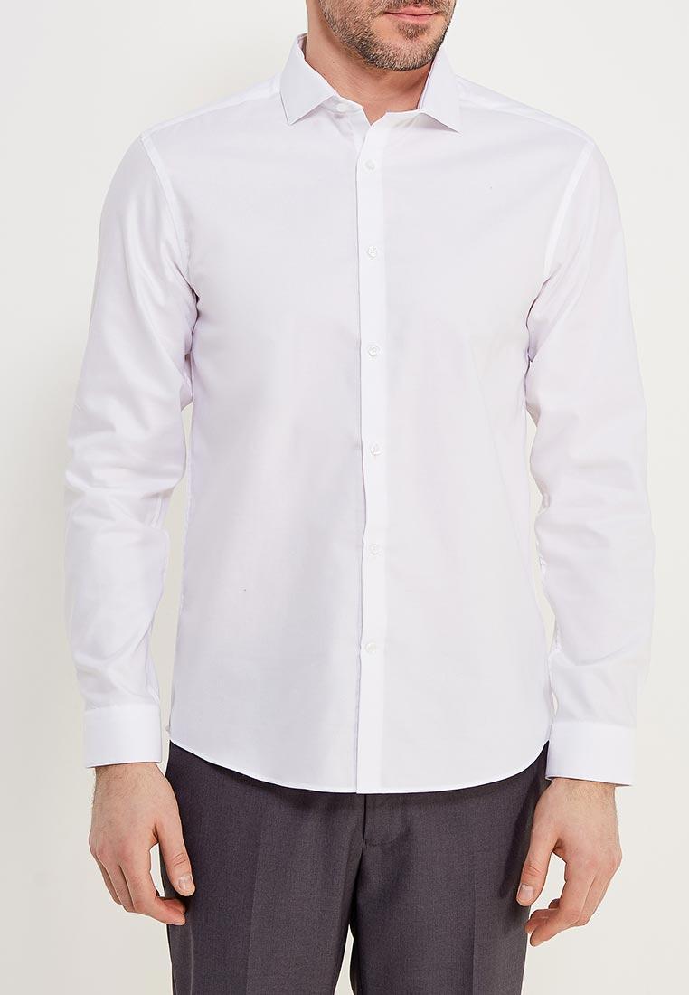 Рубашка с длинным рукавом Burton Menswear London 19F53LWHT