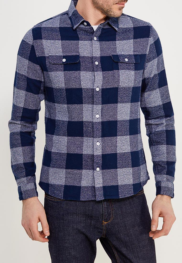 Рубашка с длинным рукавом Burton Menswear London 22C01MBLU