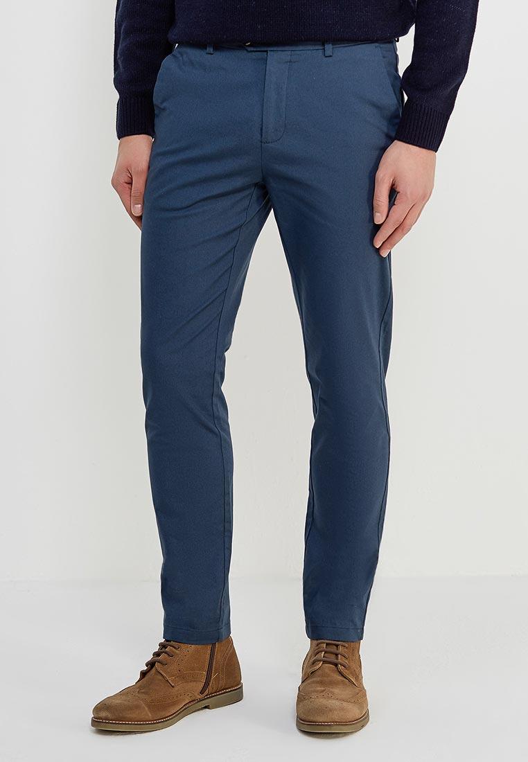 Мужские повседневные брюки Burton Menswear London 23C06MBLU