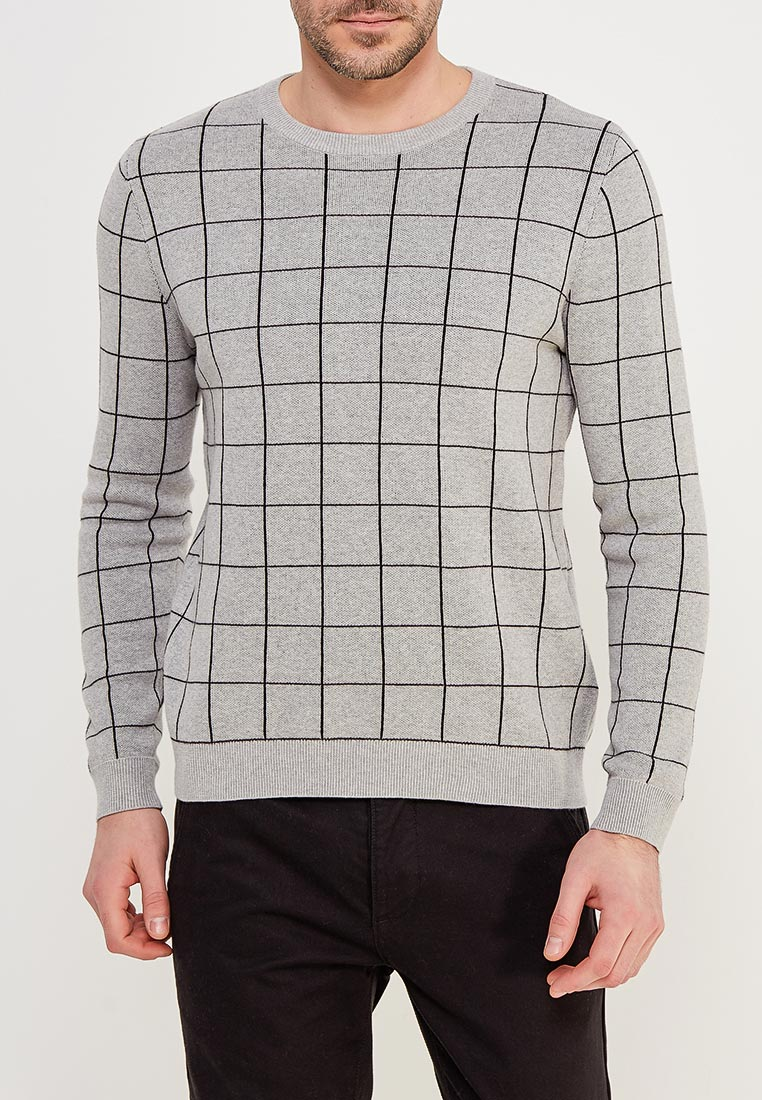 Джемпер Burton Menswear London 27T16MGRY