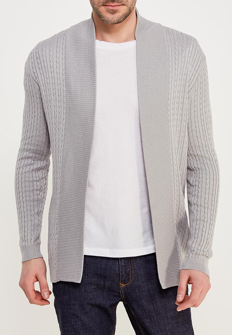 Кардиган Burton Menswear London 27T17MGRY