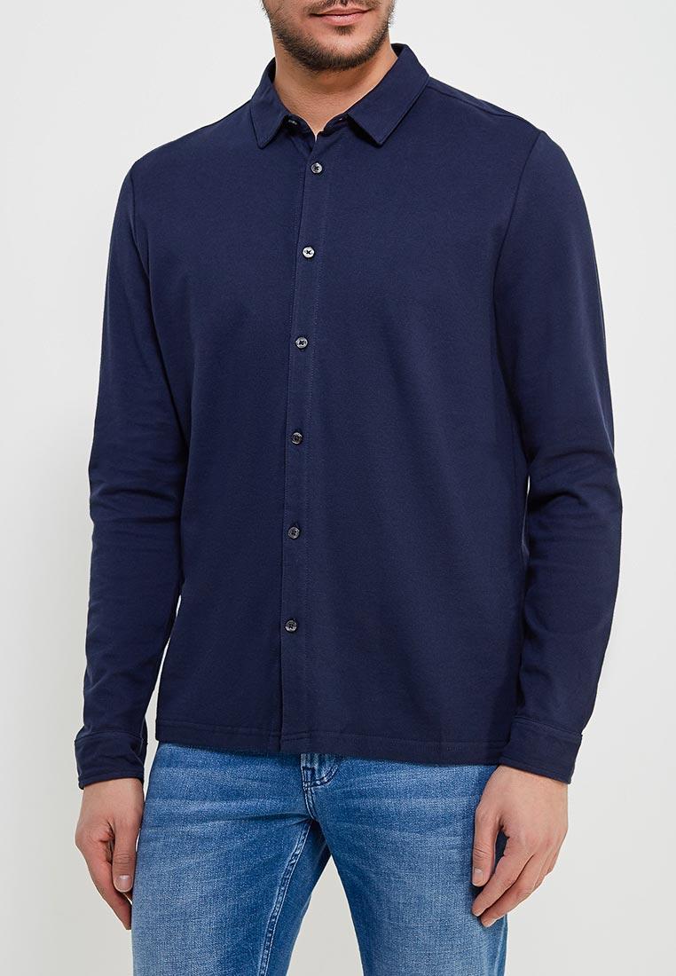 Рубашка с длинным рукавом Burton Menswear London 46S00MNVY