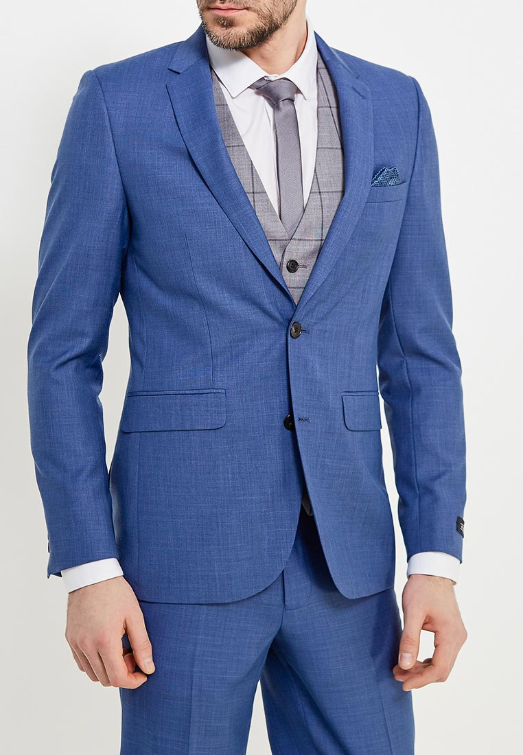 Пиджак Burton Menswear London 02S01MBLU