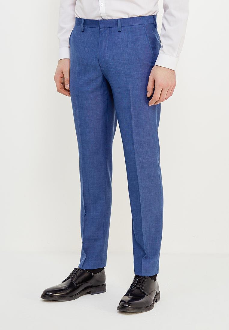 Мужские прямые брюки Burton Menswear London 02S02MBLU