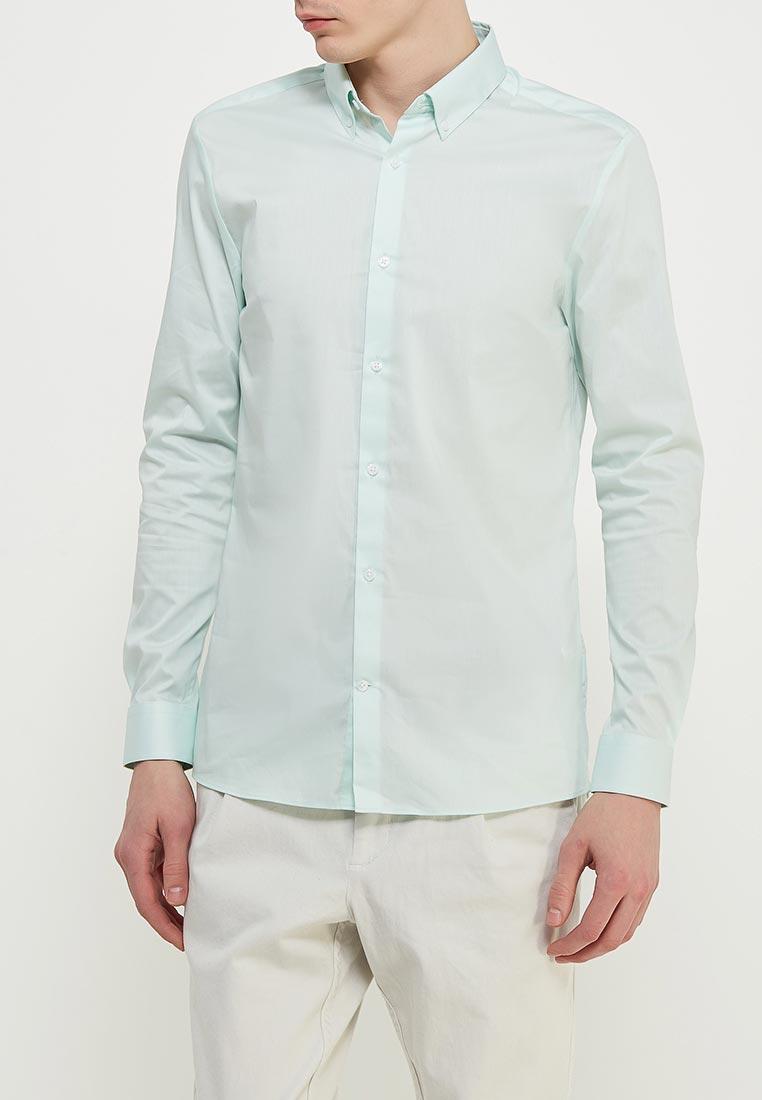 Рубашка с длинным рукавом Burton Menswear London 19F14MGRN