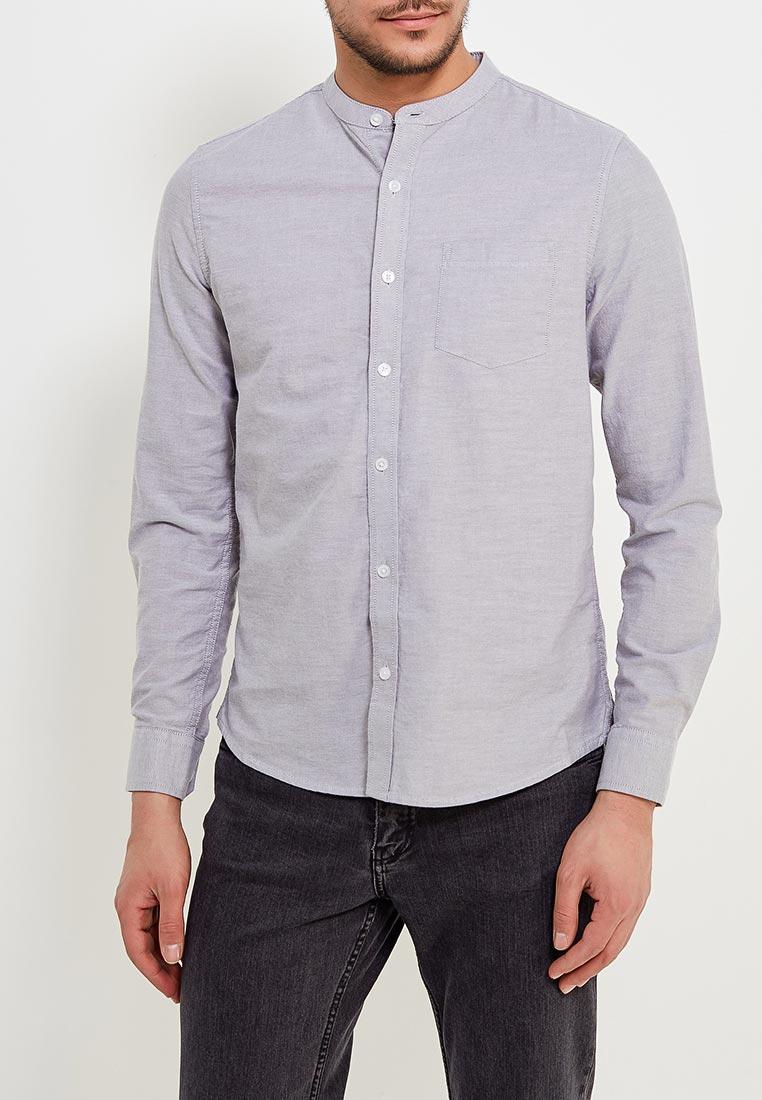 Рубашка с длинным рукавом Burton Menswear London 22O05MGRY
