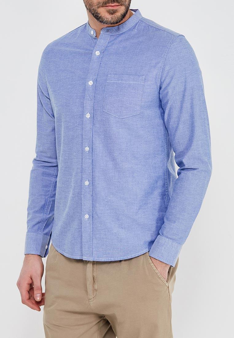 Рубашка с длинным рукавом Burton Menswear London 22O14MBLU