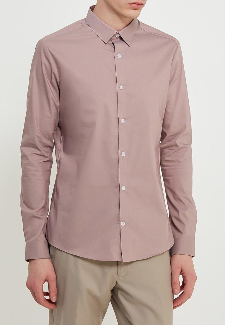 Рубашка с длинным рукавом Burton Menswear London 22S01MPNK
