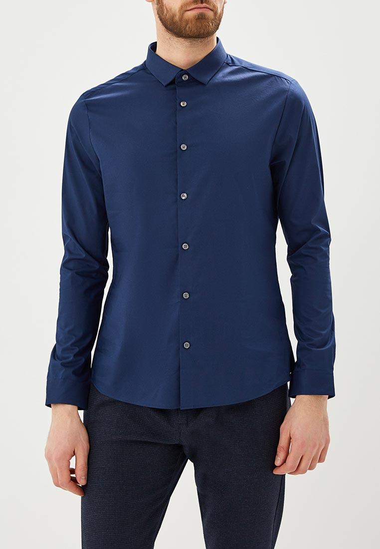 Рубашка с длинным рукавом Burton Menswear London 22S04LNVY