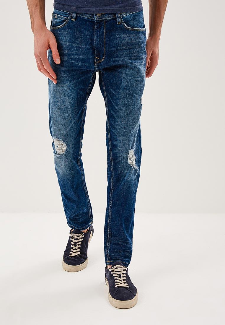 Зауженные джинсы Burton Menswear London 12A06MBLU